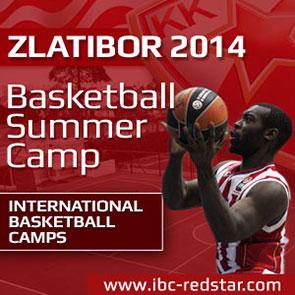 Basket kamp Zlatibor 2014