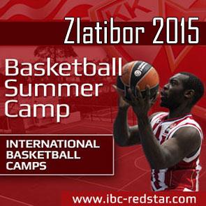 Basket kamp Zlatibor 2015